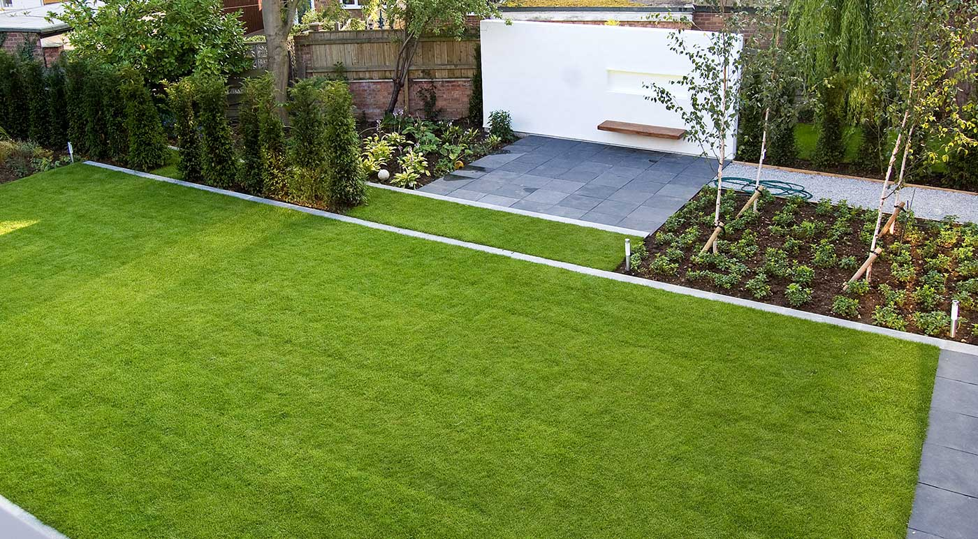 Contemporary Garden Designs